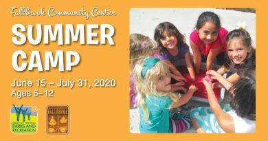 2020 Summer Camp