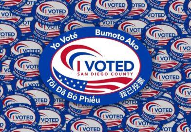 San Diego Vote