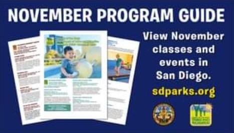 November Program Guide