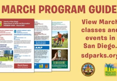 MARCH PROGRAM GUIDE